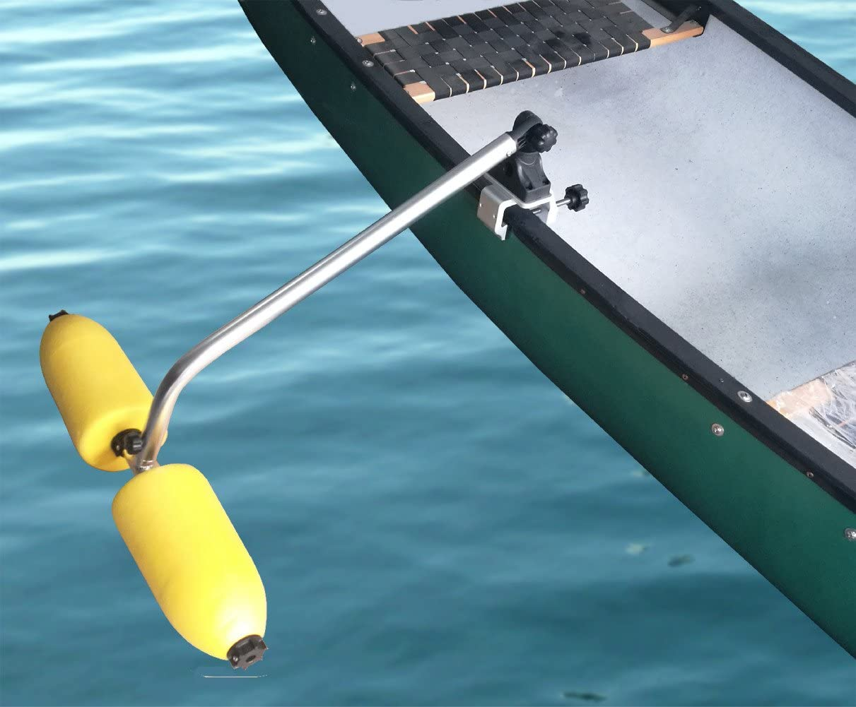 Brocraft Canoe Stabilizers